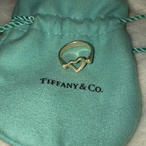 """Tiffany""""s heart ring"""